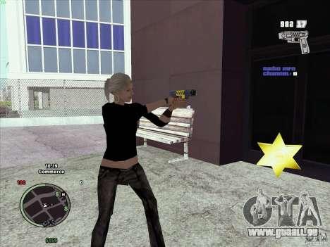 Pack von GTA IV für GTA San Andreas