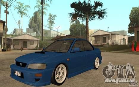 Subaru Impreza GC8 JDM SPEC pour GTA San Andreas