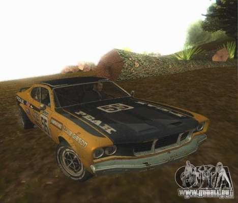 Boxer from FlatOut2 für GTA San Andreas