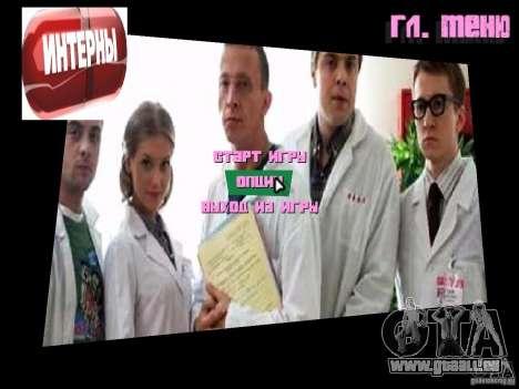 Stagiaires de l'écran de démarrage GTA Vice City pour la deuxième capture d'écran