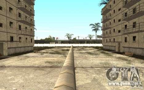 Eine russische Kleinstadt an der Grove Street für GTA San Andreas sechsten Screenshot