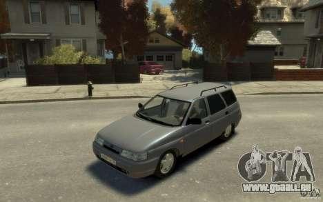 Lada ВАЗ 2111 pour GTA 4