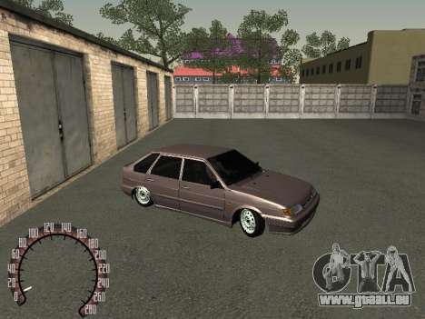 ВАЗ 2114 pour GTA San Andreas