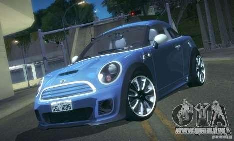 Mini Concept Coupe 2010 pour GTA San Andreas