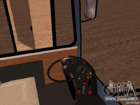 MAN SL200 Exclusive v.1.00 pour GTA San Andreas moteur