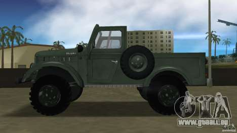 Aro M461 für GTA Vice City linke Ansicht