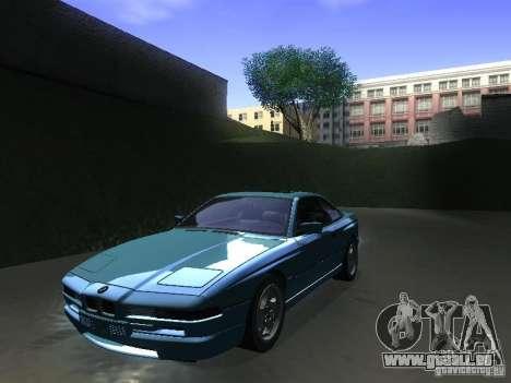 BMW 850CSi 1995 pour GTA San Andreas