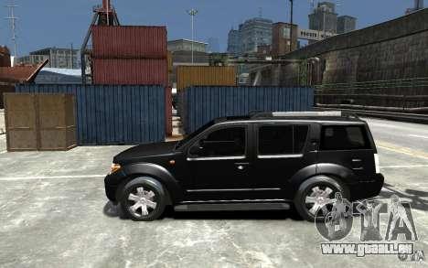 Nissan Pathfinder 2006 für GTA 4 linke Ansicht