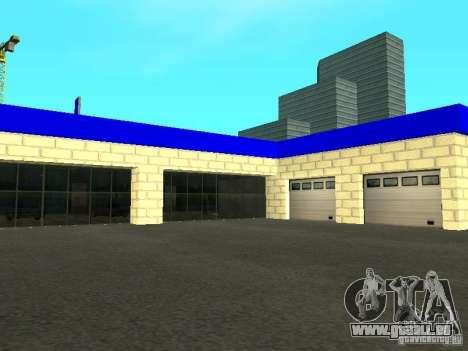 Auto VAZ à San Fierro pour GTA San Andreas cinquième écran