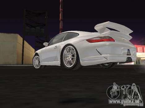 Porsche 911 GT3 pour GTA San Andreas vue arrière