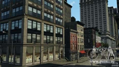 FAKES ENB Realistic 2012 für GTA 4 fünften Screenshot