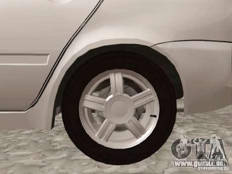 LADA Kalina Limousine für GTA San Andreas rechten Ansicht