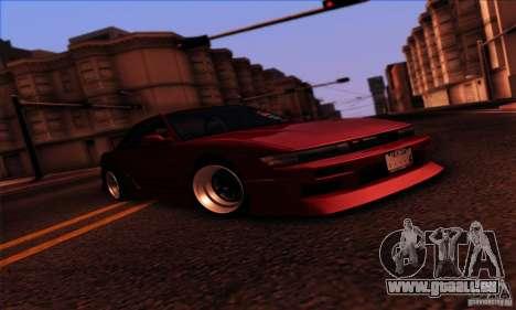 Ghetto ENBSeries für GTA San Andreas zweiten Screenshot