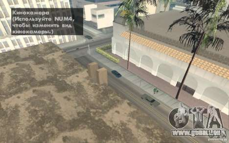 Theft of vehicles 1.0 für GTA San Andreas her Screenshot