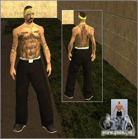 Skin Pack Getto pour GTA San Andreas dixième écran