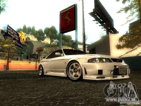 Nissan Skyline Nismo 400R pour GTA San Andreas