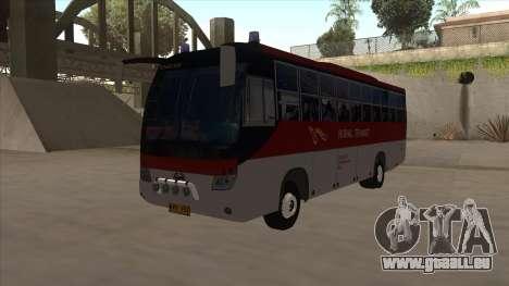 Rural Transit 10206 pour GTA San Andreas