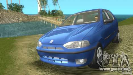 Fiat Palio für GTA Vice City
