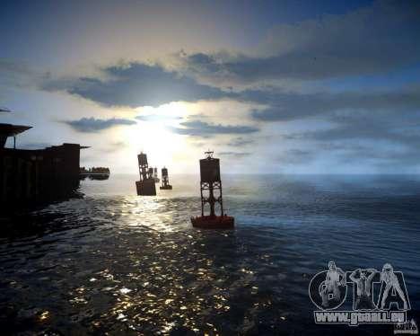 iCEnhancer 2.1 - Yeahatnet Revision V3.1 pour GTA 4 cinquième écran
