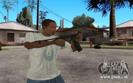 SR3M pour GTA San Andreas deuxième écran