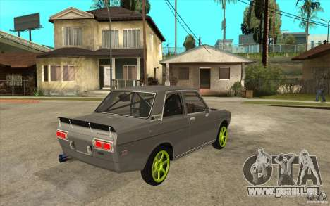 Datsun 510 Drift pour GTA San Andreas vue de droite