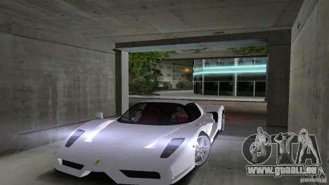 Ferrari Enzo für GTA Vice City