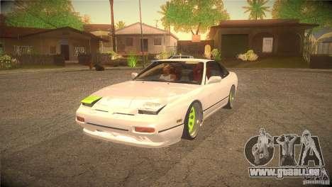 Nissan 180SX JDM für GTA San Andreas