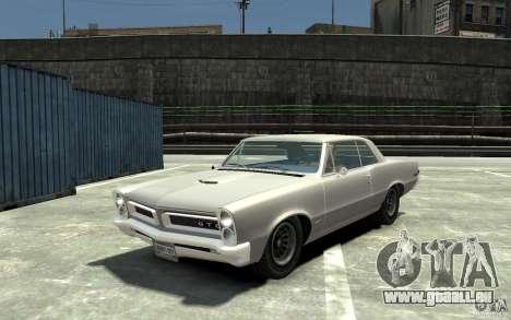 Pontiac GTO v1.1 pour GTA 4