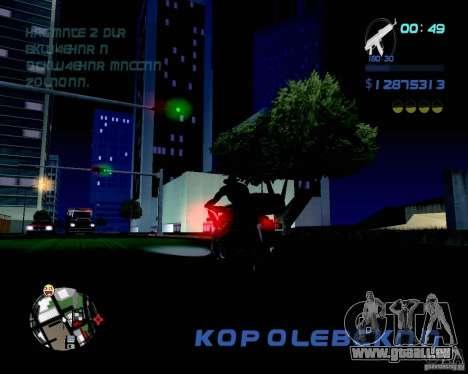 Not ENB für GTA San Andreas her Screenshot