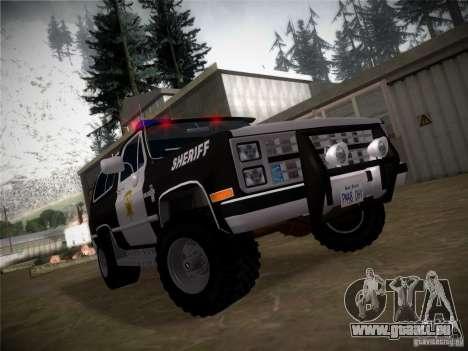 IG ENBSeries pour GTA San Andreas cinquième écran