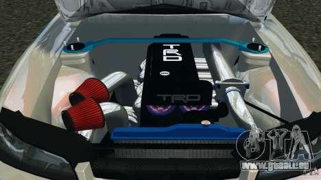 Nissan Silvia S15 Drift pour GTA 4 est un côté
