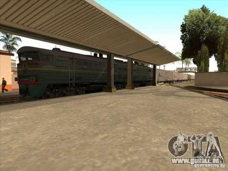 2te10v-3594 für GTA San Andreas linke Ansicht