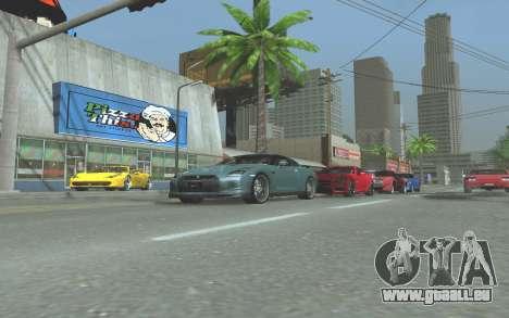ENB v3.0 by Tinrion pour GTA San Andreas septième écran
