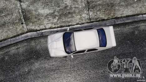 Alfa Romeo 155 Q4 pour GTA 4 est un droit