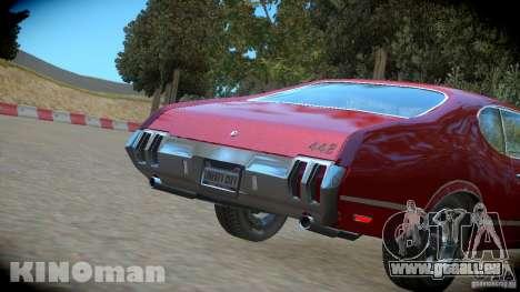 Oldsmobile 442 pour GTA 4 est un droit