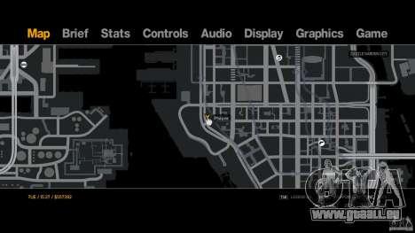 Shell Petrol Station pour GTA 4 cinquième écran