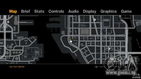 Shell Petrol Station für GTA 4 fünften Screenshot