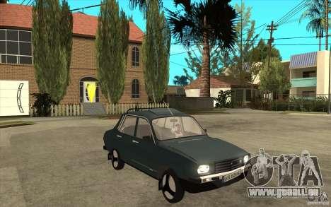 Dacia 1300 Cocalaro Tzaraneasca pour GTA San Andreas vue arrière