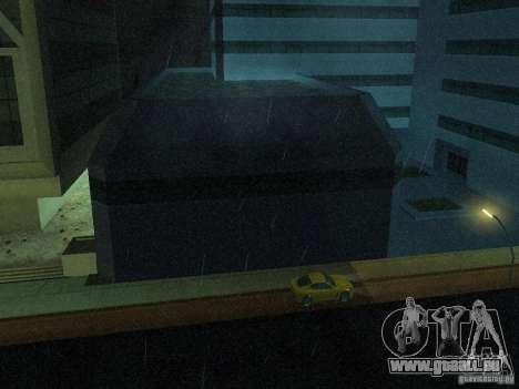 Happy Island 1.0 pour GTA San Andreas troisième écran