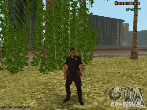 SAPD skins pour GTA San Andreas
