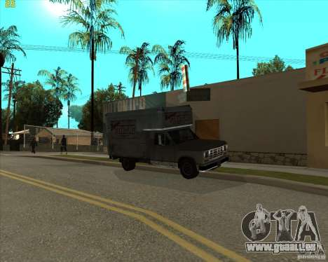 Car in Grove Street für GTA San Andreas siebten Screenshot