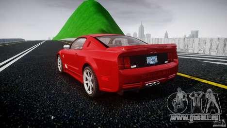 Saleen S281 Extreme - v1.2 für GTA 4 hinten links Ansicht