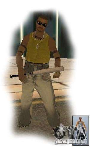 Gang de Vagos pour Crime-rues pour GTA San Andreas