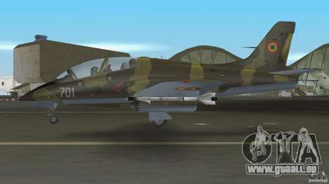 I.A.R. 99 Soim 701 für GTA Vice City zurück linke Ansicht