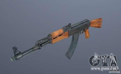 Grims weapon pack1 pour GTA San Andreas