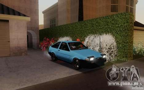 Toyota Corolla AE86 für GTA San Andreas