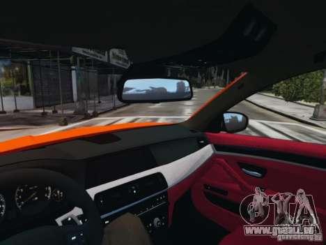 BMW M5 F10 2012 Aige-edit pour GTA 4 est un droit