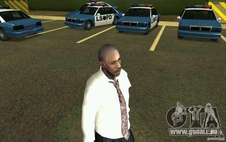 Zivile HD für GTA San Andreas zweiten Screenshot