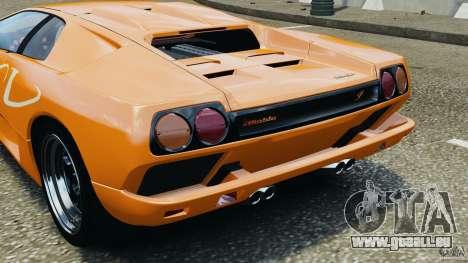 Lamborghini Diablo SV 1997 v4.0 [EPM] für GTA 4