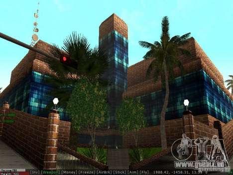 Le nouvel hôpital à Los Santos pour GTA San Andreas cinquième écran